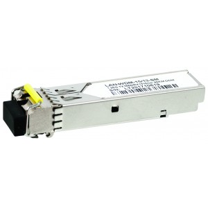 Модуль SFP WDM 1.25G, 1550nm / 1310nm, 20 km, LC, DDM, Cisco
