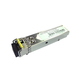 Модуль SFP WDM 1.25G, 1550nm / 1310nm, 40 km, LC, DDM, Cisco