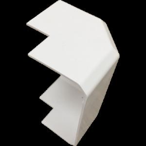 Внешний угол для короба 120х50 мм, белый